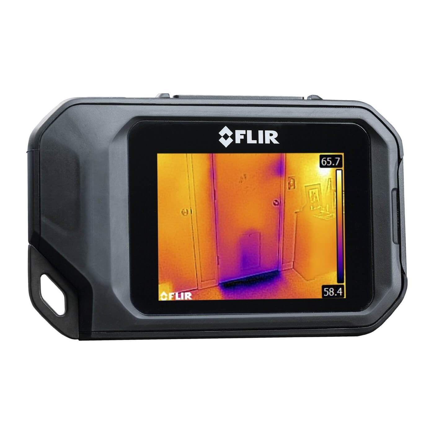 Flir C2 pocket thermal imaging camera