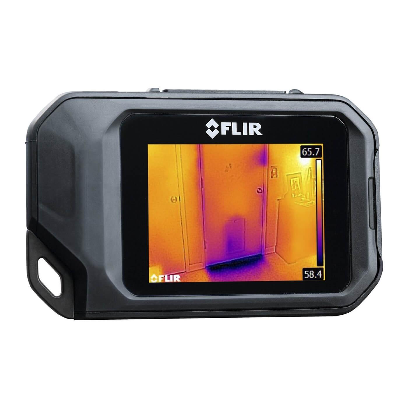 Flir C2 pocket thermal imaging camera