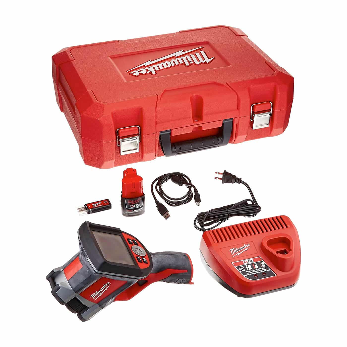 Milwaukee 2260-21 M12 Thermal Imager Kit
