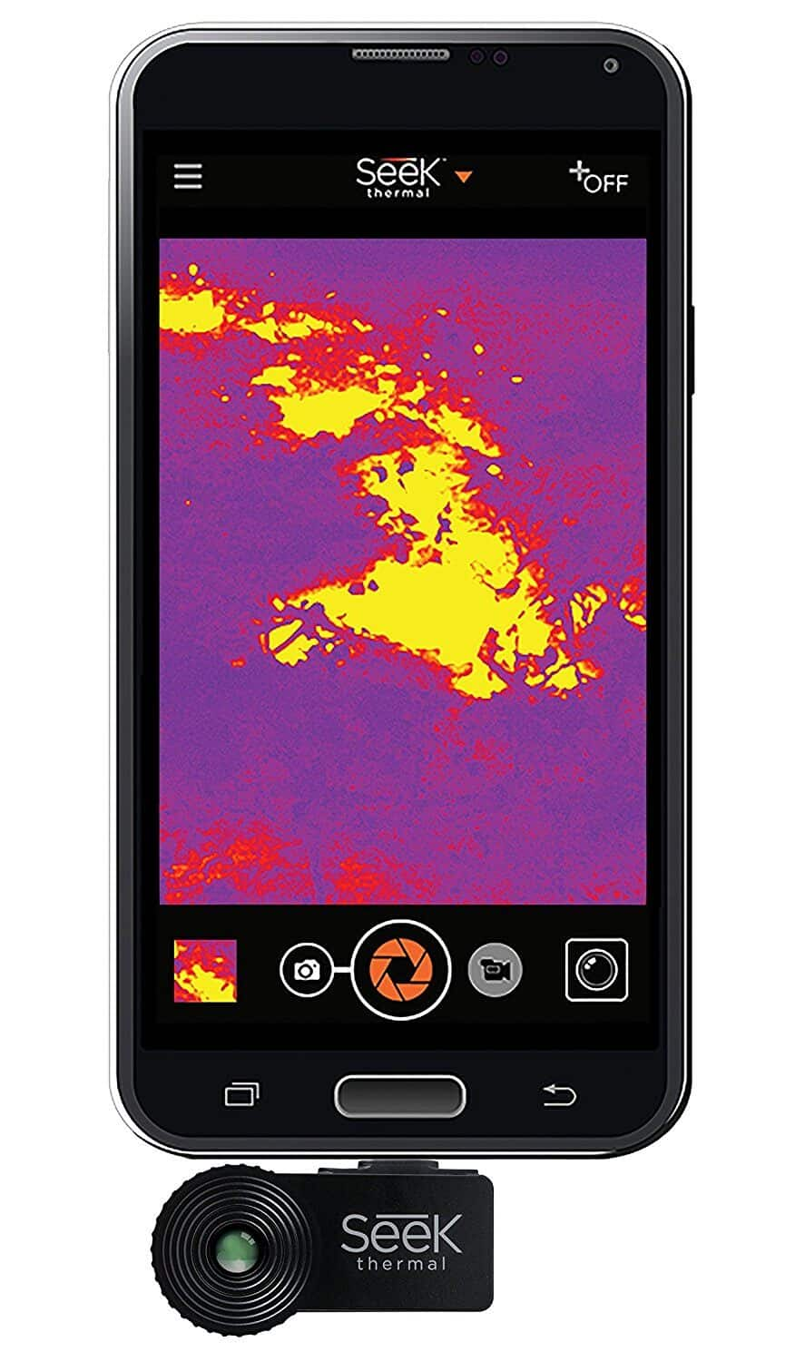 Seek thermal camera for Android