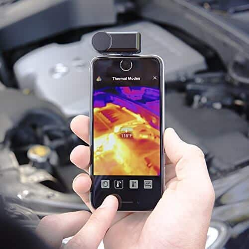 Seek thermal camera for iPhone