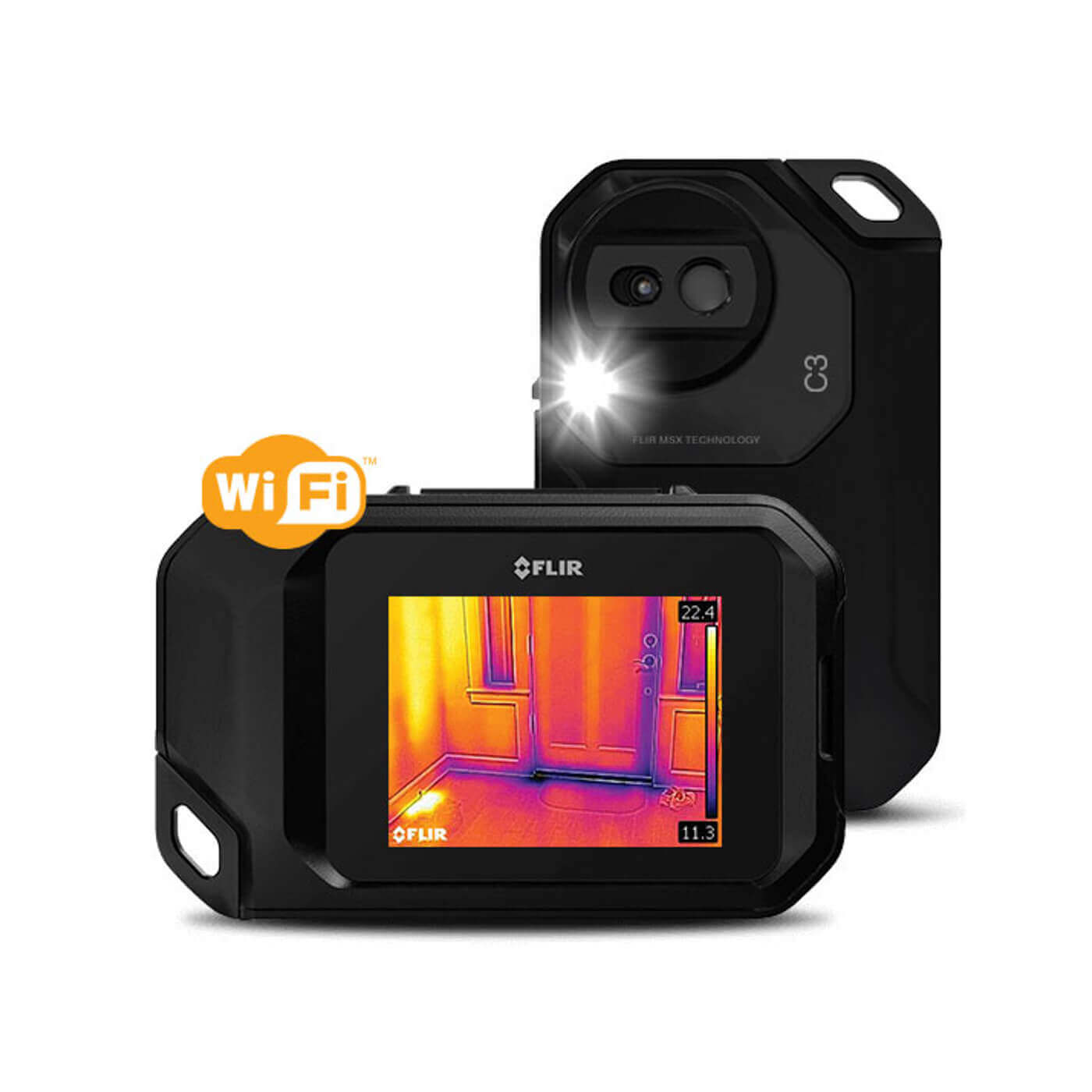 FLIR C3 Pocket Thermal Camera