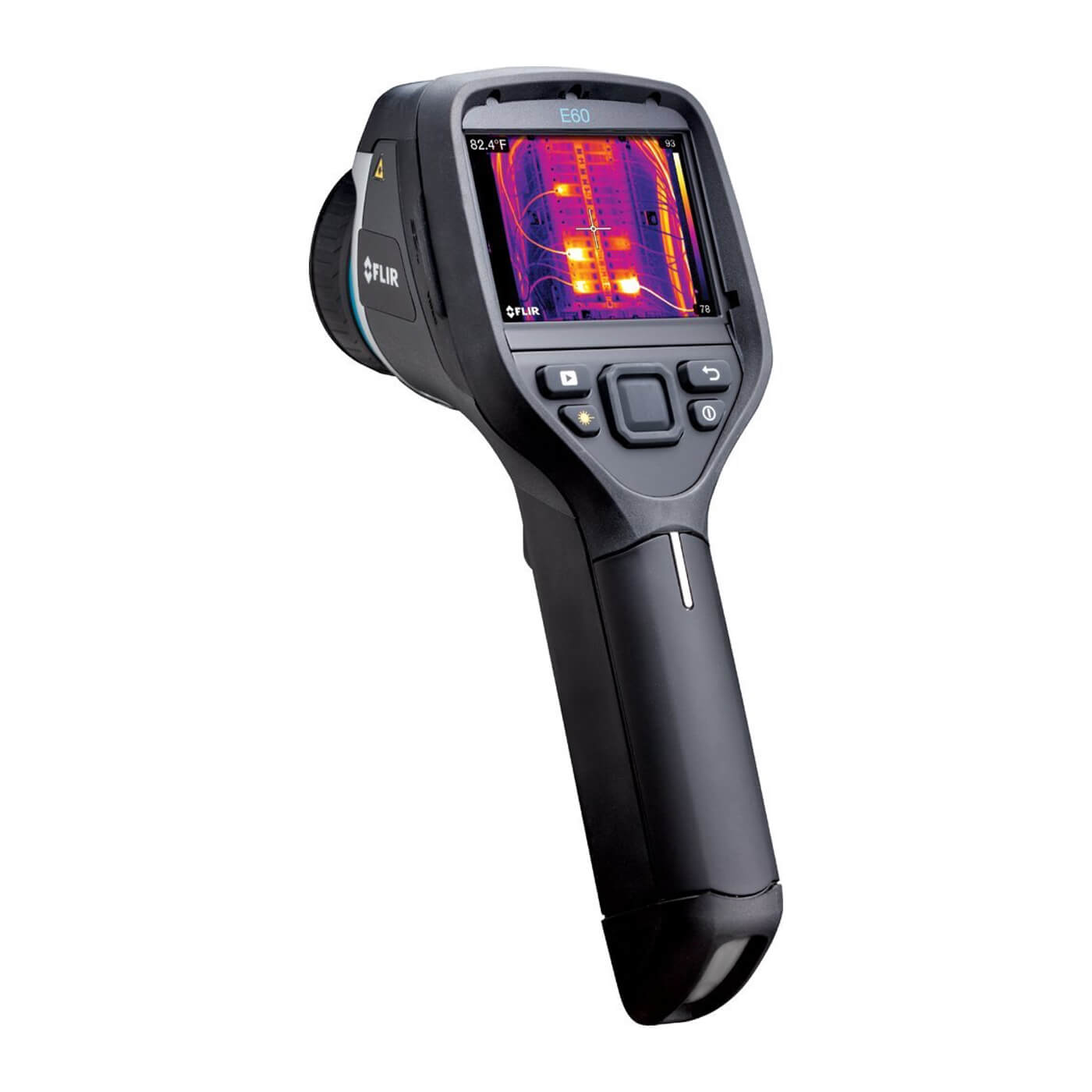 Flir e60 thermal imager
