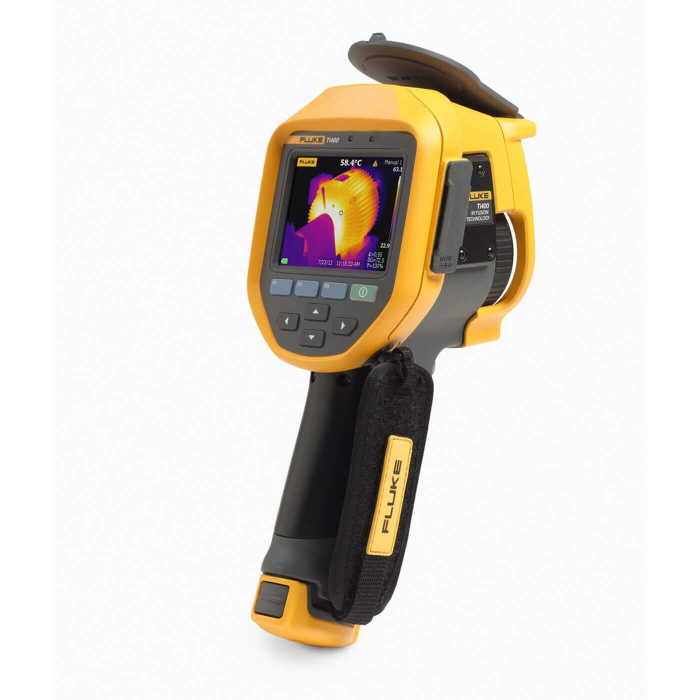 Fluke FLK-TI400 60HZ Industrial Thermal Infrared Camera review