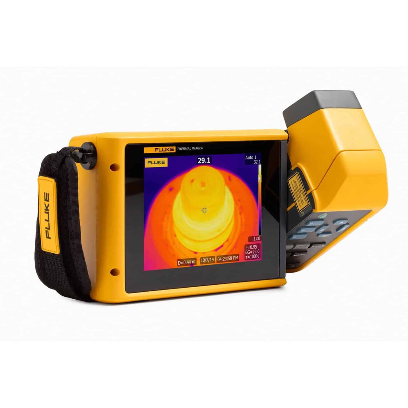 Fluke TIX520 60HZ Thermal Imager review