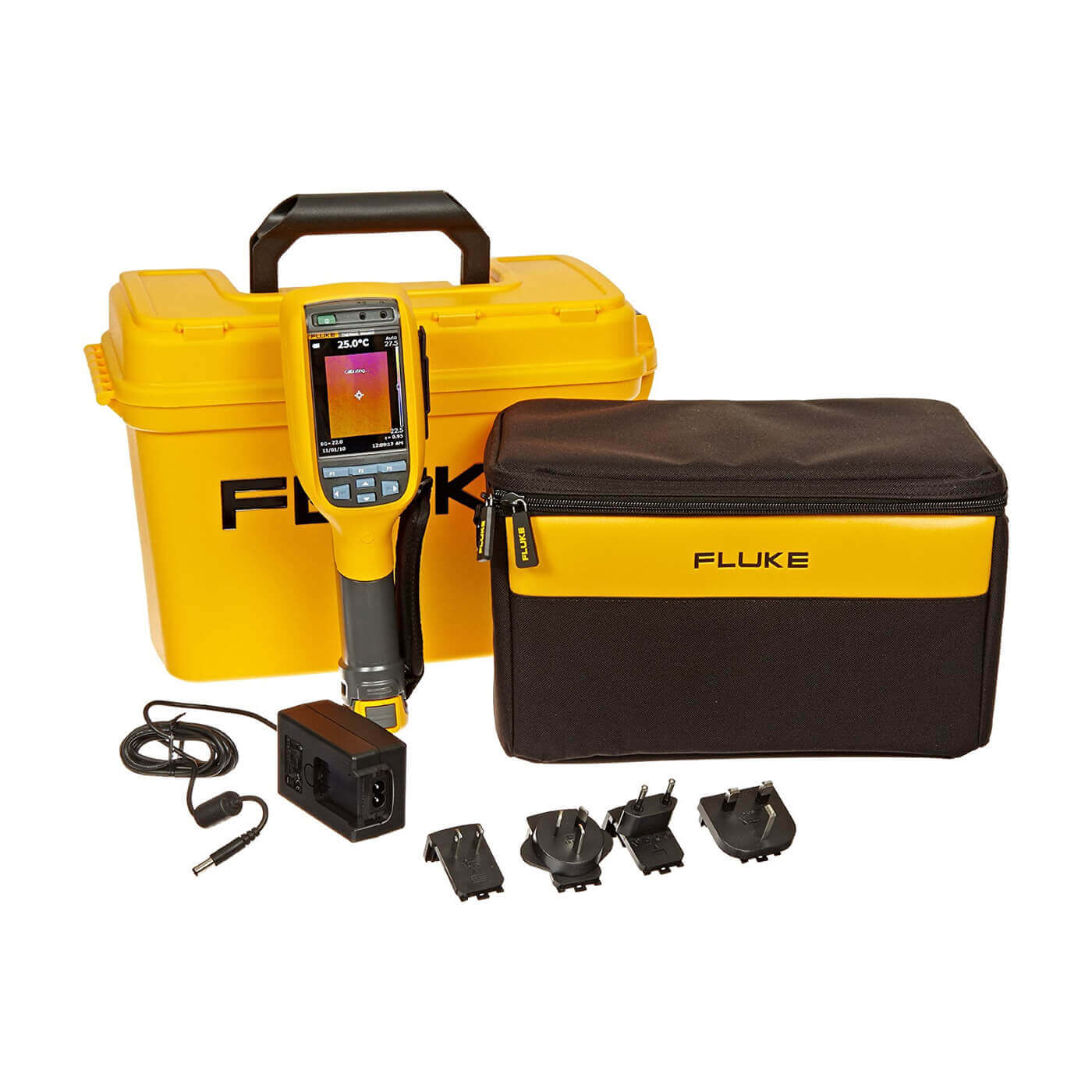 Fluke Ti105 Thermal Imager review