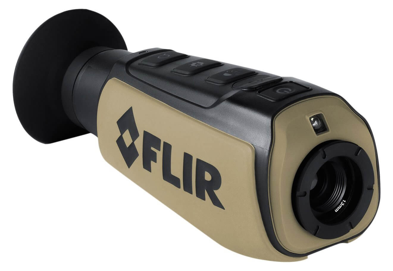 FLIR Scout 640 Outdoor Thermal Imaging Camera