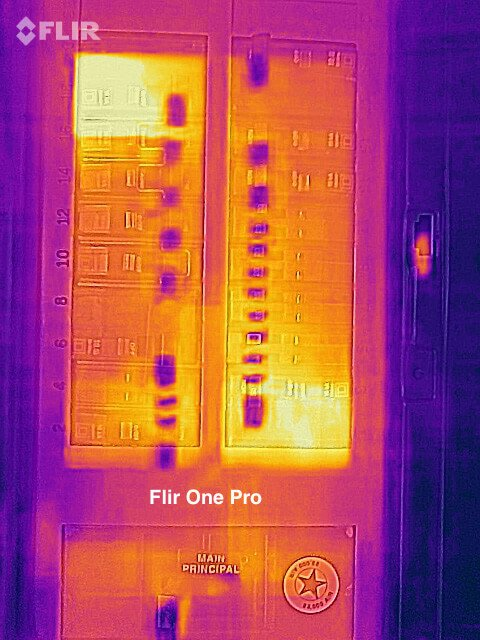 Flir One Pro attachment