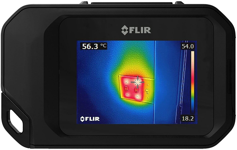 FLIR C3 Review - Pocket Thermal Imaging camera