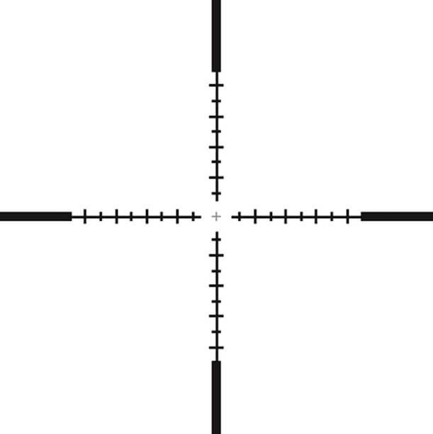 riffle scope reticle