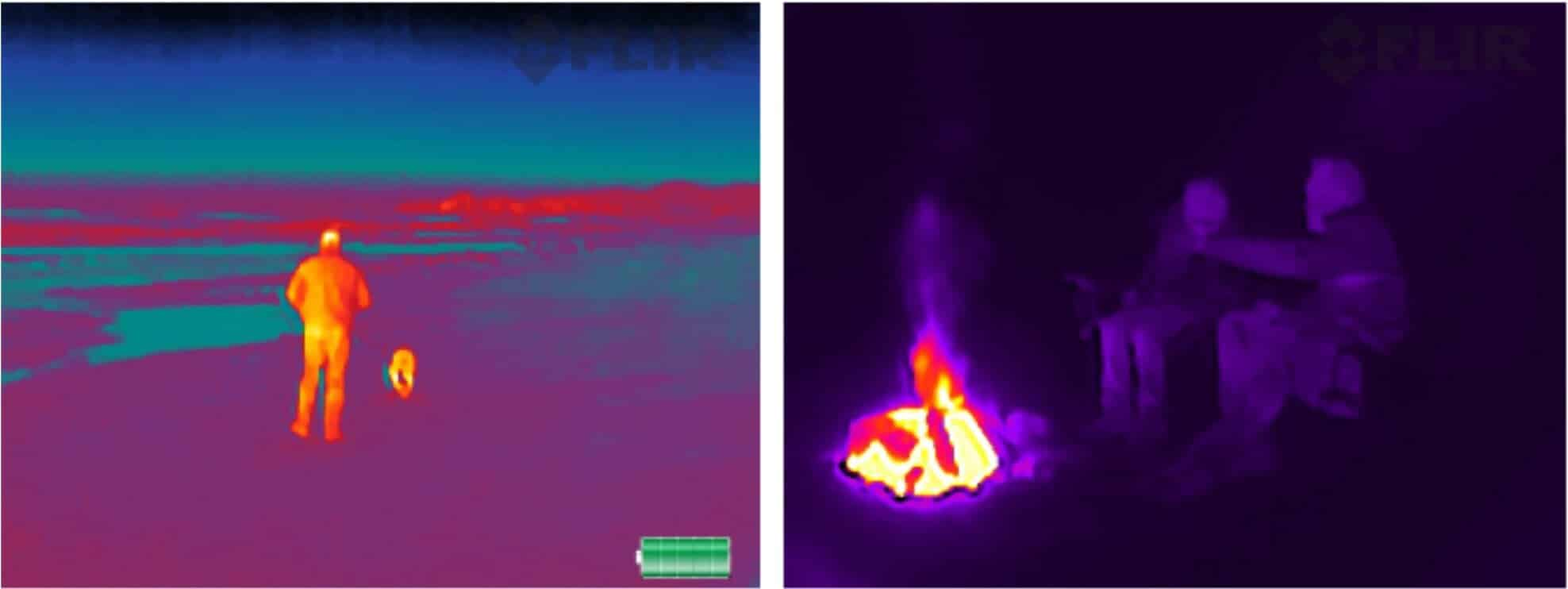 Flir Scout TK thermal sample