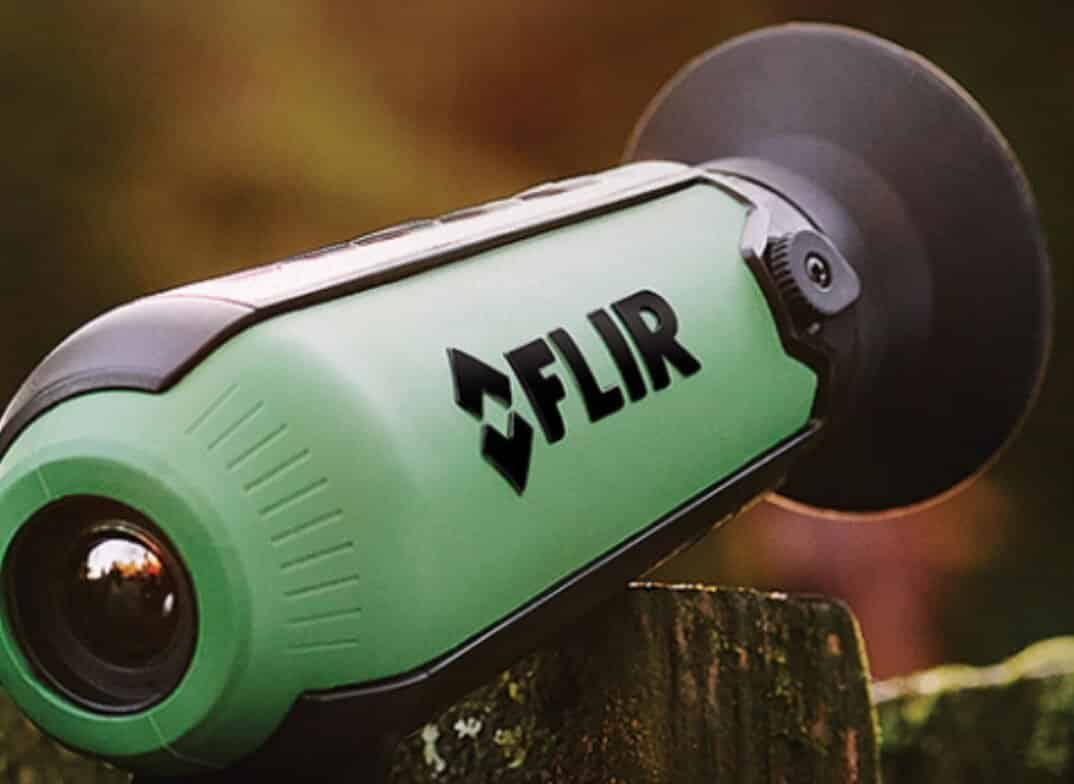 Flir Scout TK waterproof case