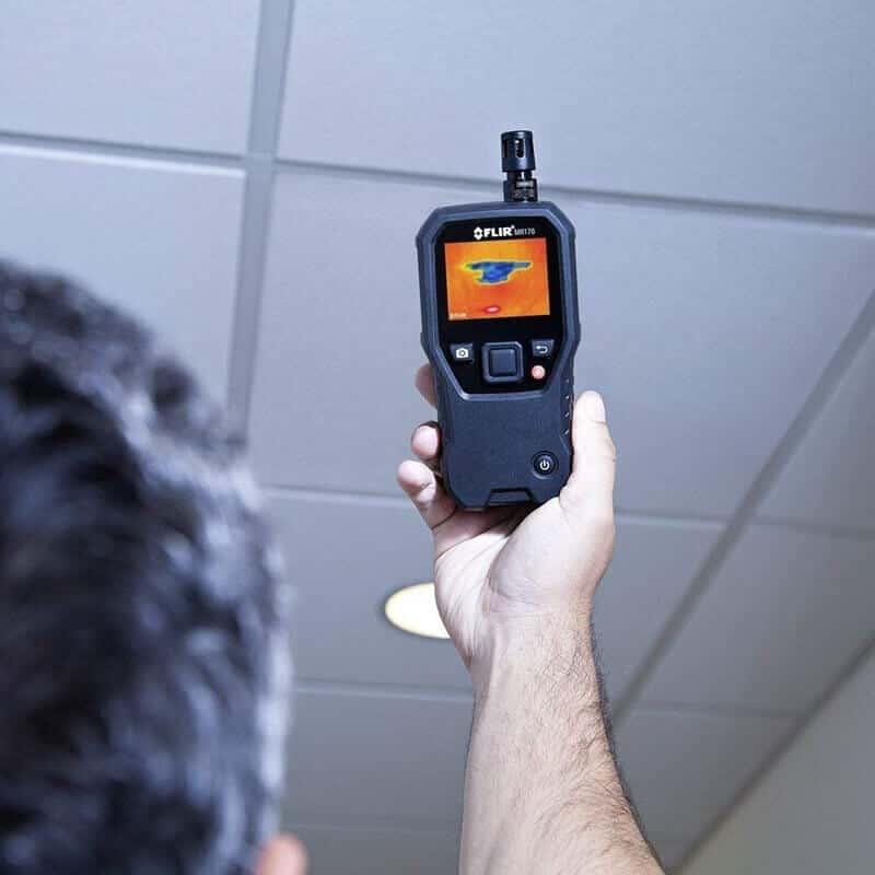 Flir mr160 moisture meter review