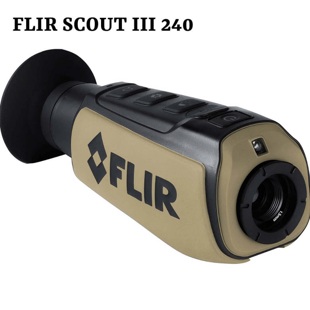FLIR Scout III 240 review