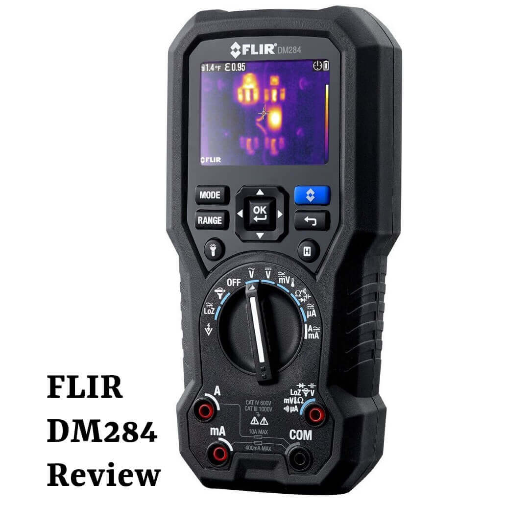 Flir DM284 review