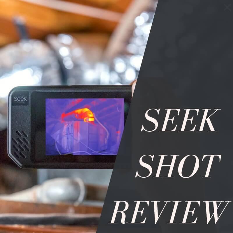 SEEK THERMAL SHOT REVIEW