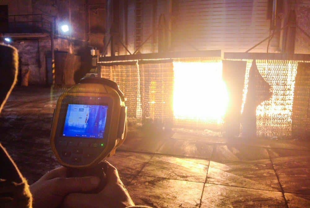 Thermal Imaging Cameras for Fire Service
