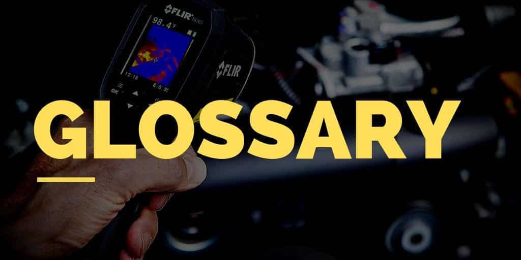 Thermal Imaging Glossary and terms