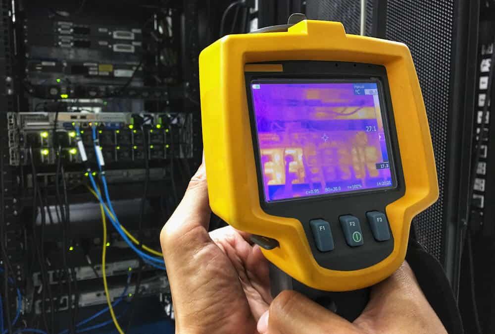 thermal camera resolution