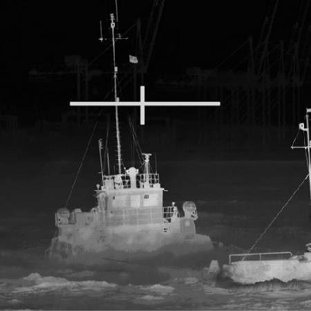 marine thermal detection