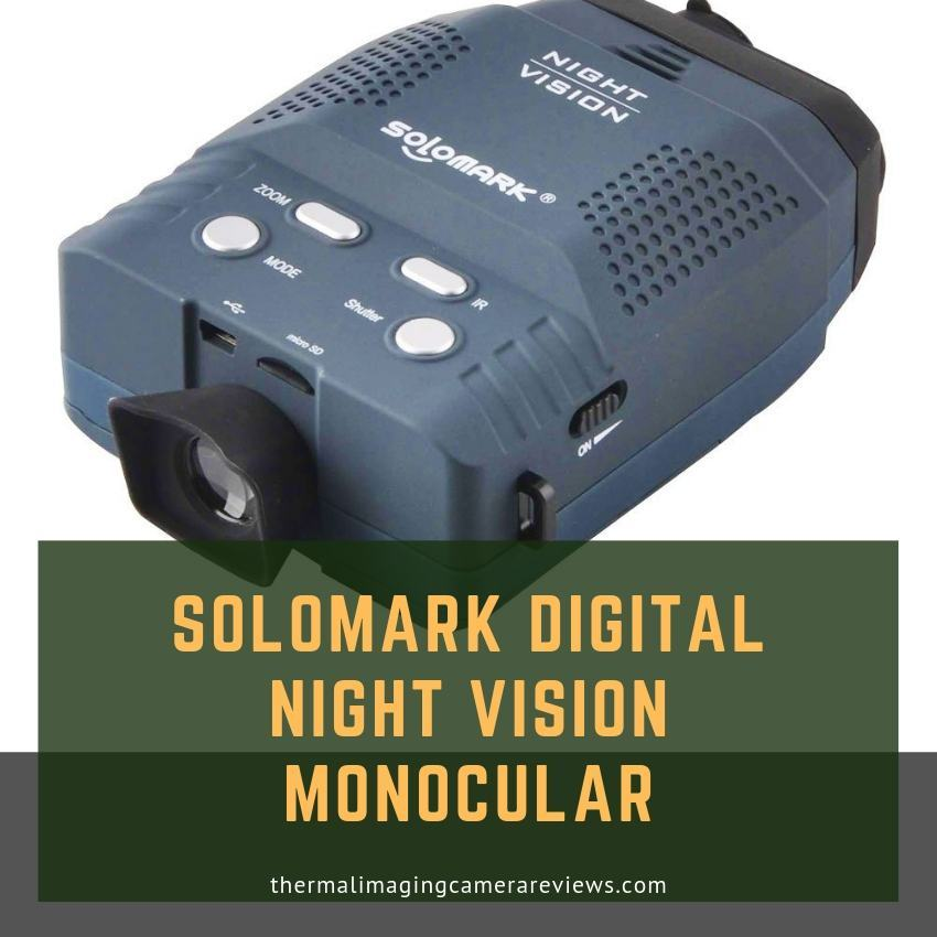 Solomark Digital Night Vision Monocular