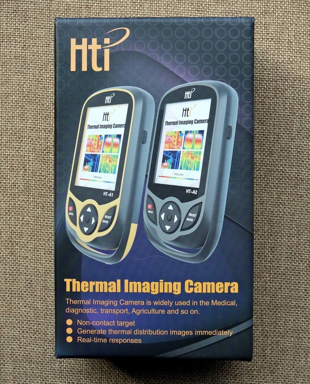HTI HT-A2 packaging