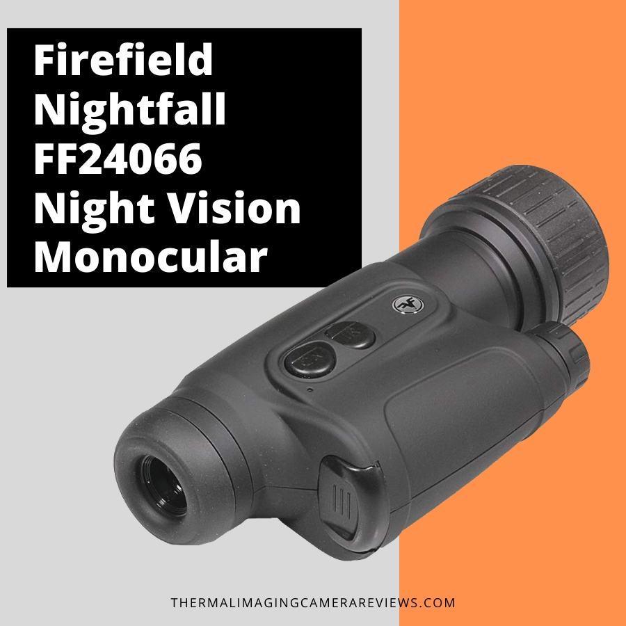 Firefield Nightfall FF24066 5x50 Night Vision Monocular