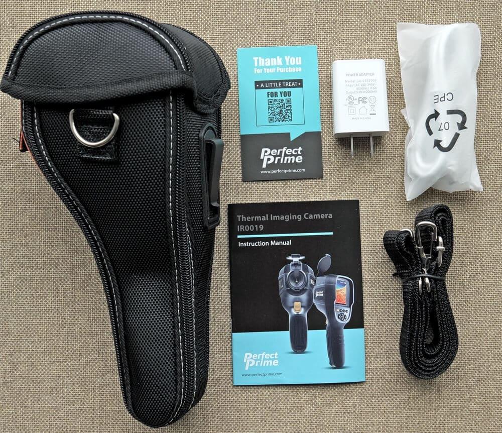 PerfectPrime IR0019 accessories