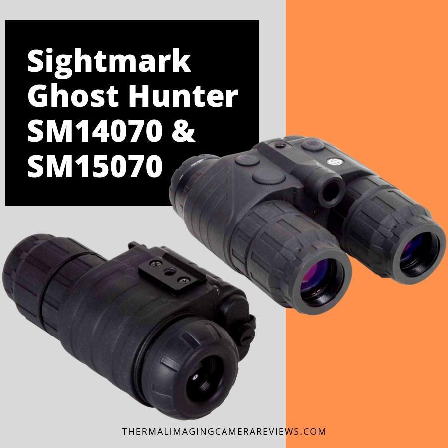Sightmark Ghost Hunter SM14070 & SM15070