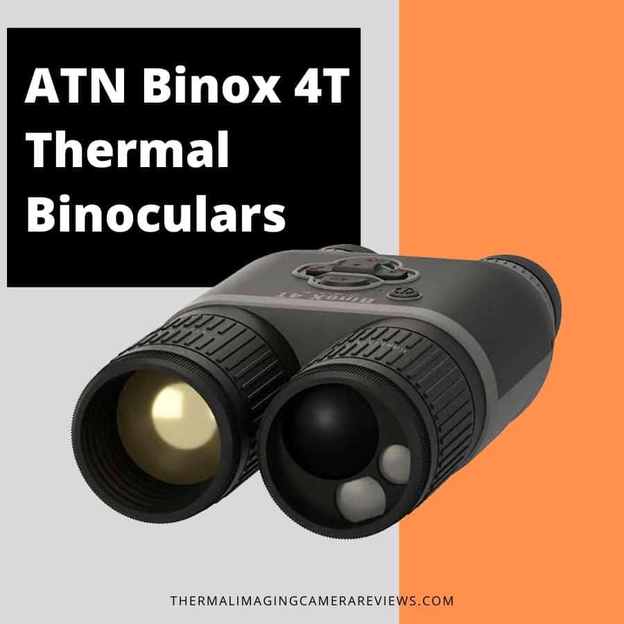 ATN Binox 4T Thermal Binoculars