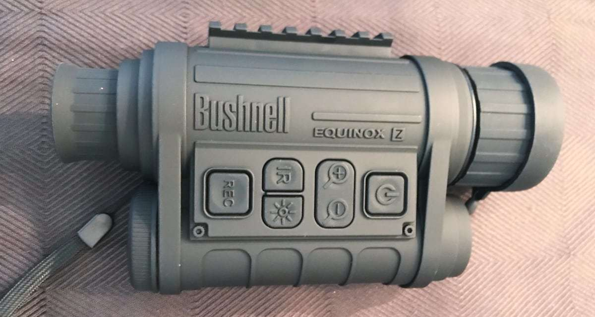 Bushnell equinox z Top