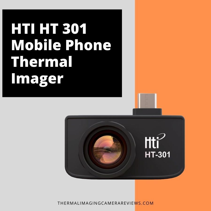 HTI HT 301 Mobile Phone Thermal Imager