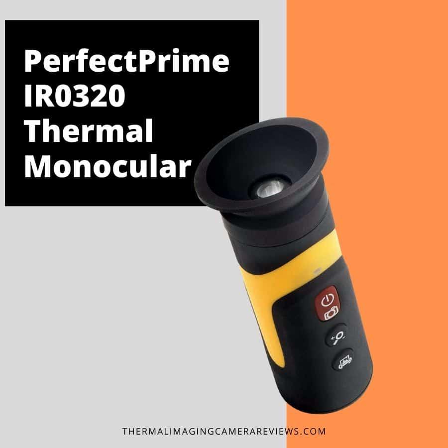 PerfectPrime IR0320 Thermal Monocular