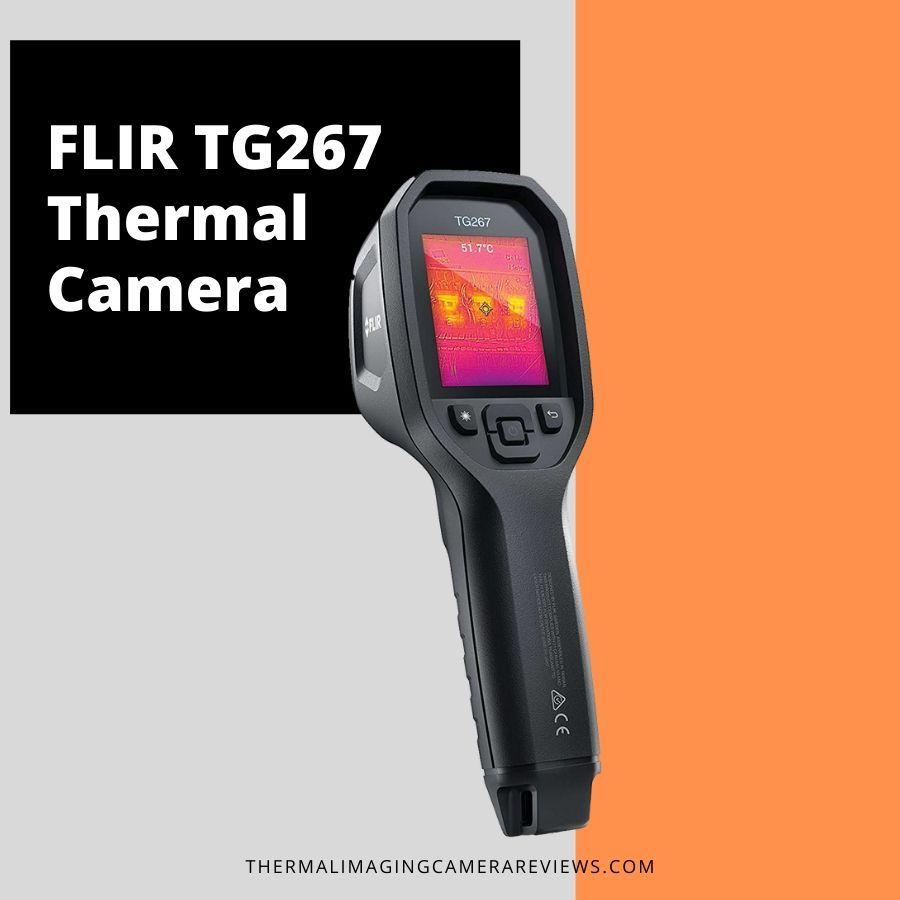 FLIR TG267 Thermal Camera