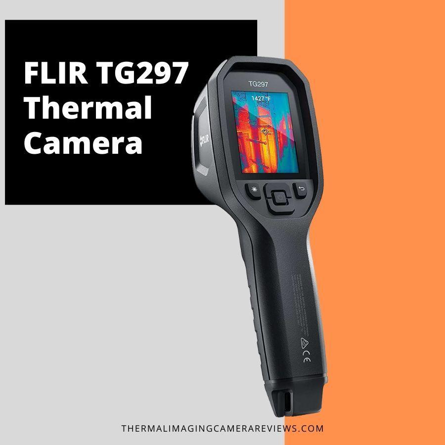 FLIR TG297 Thermal Camera