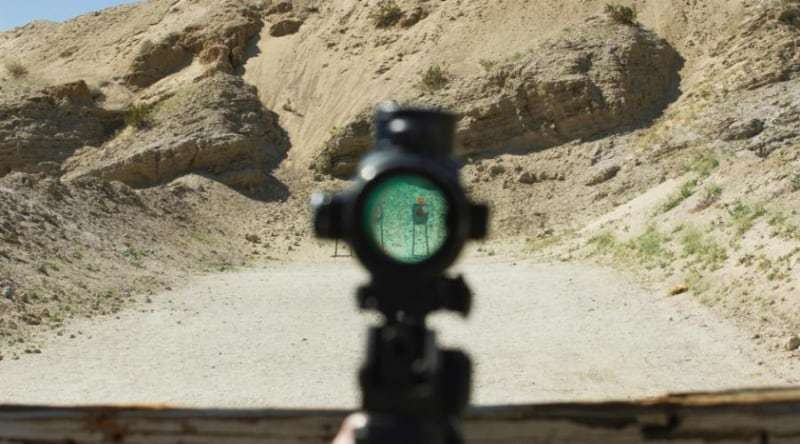 Zeroing a Thermal Scope