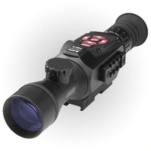 ATN X-Sight-II Day Night Rifle Scope