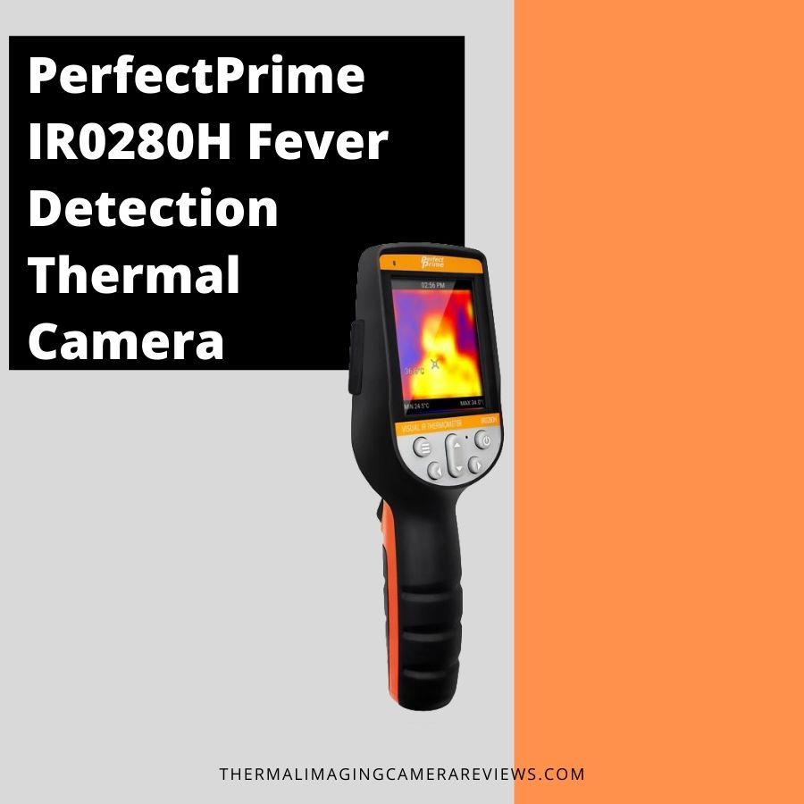 PerfectPrime IR0280H fever detection thermal camera