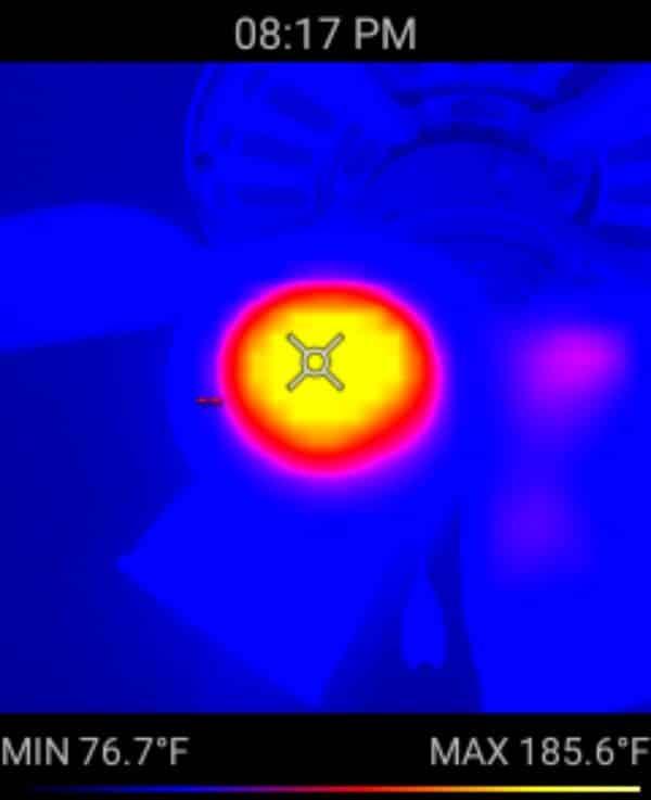 Thermal Camera No Temp