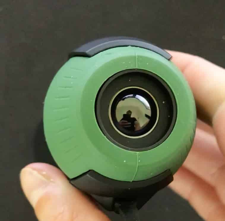 FLIR Scout TK thermal sensor
