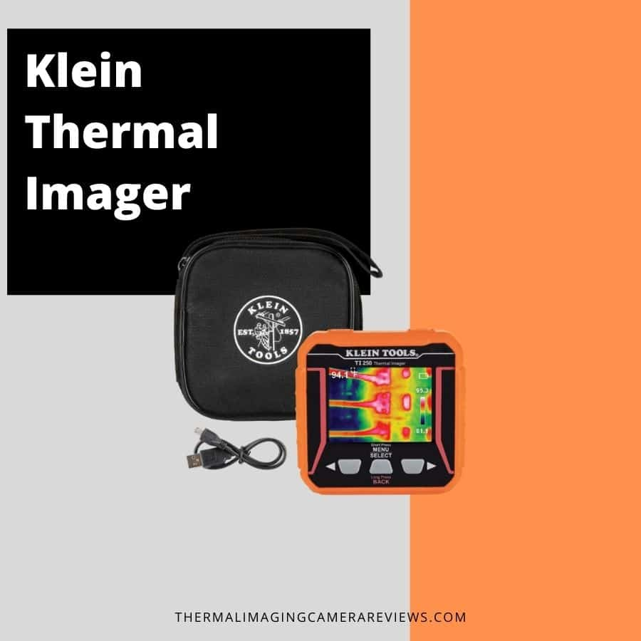 Klein Thermal Imager review
