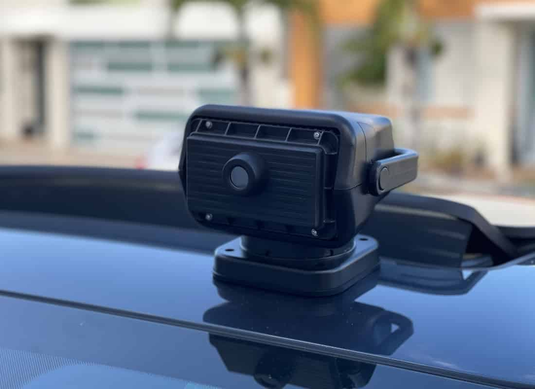 Nightride Scout thermal camera