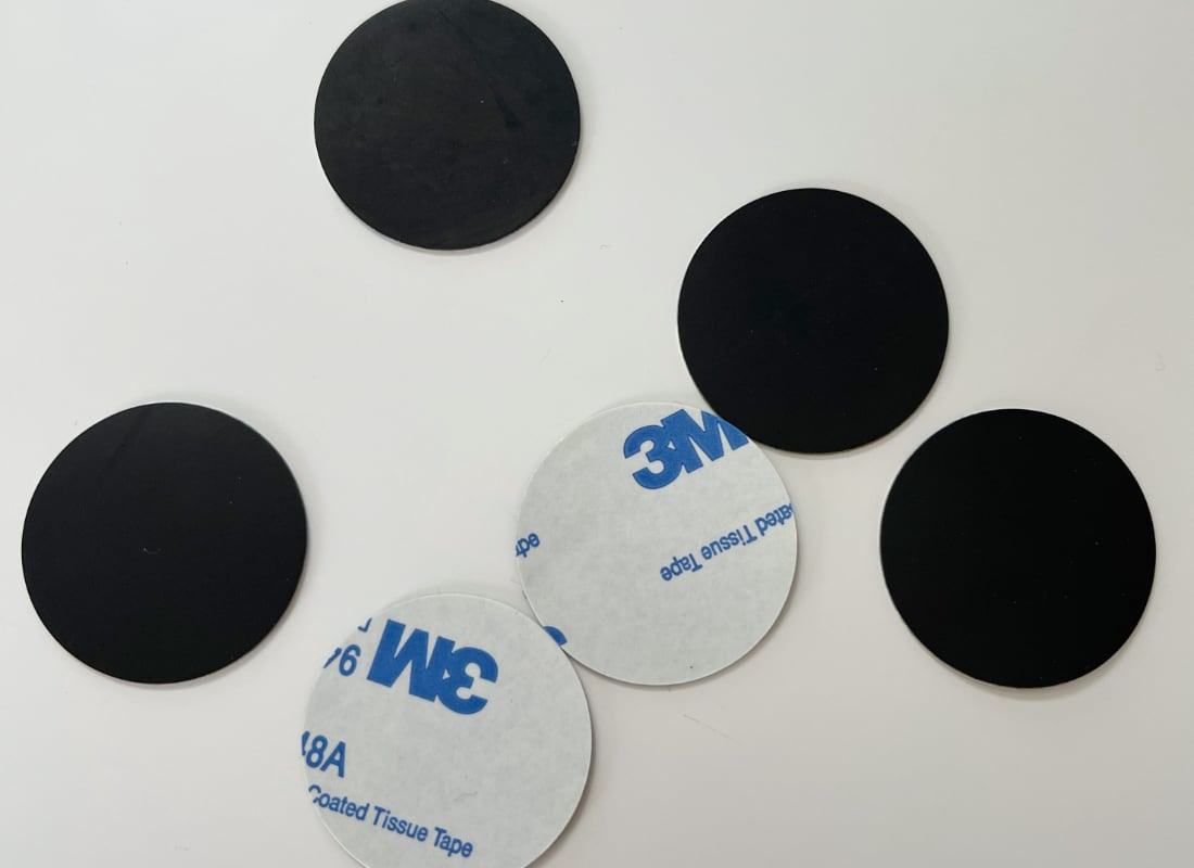 Nightride_pads for magnets